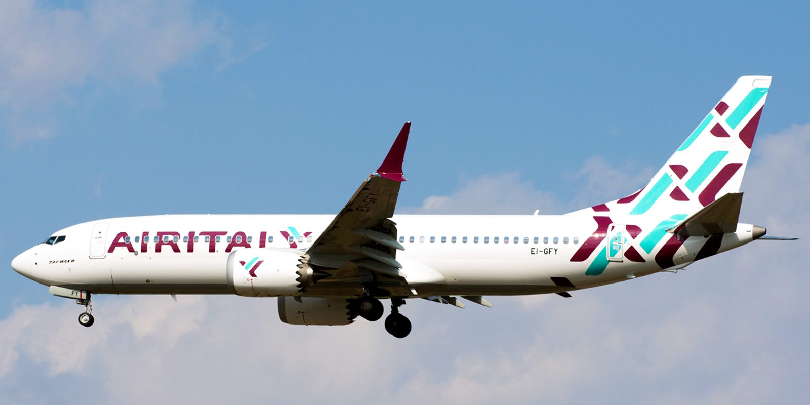 Meridiana Bagaglio a Mano Air Italy