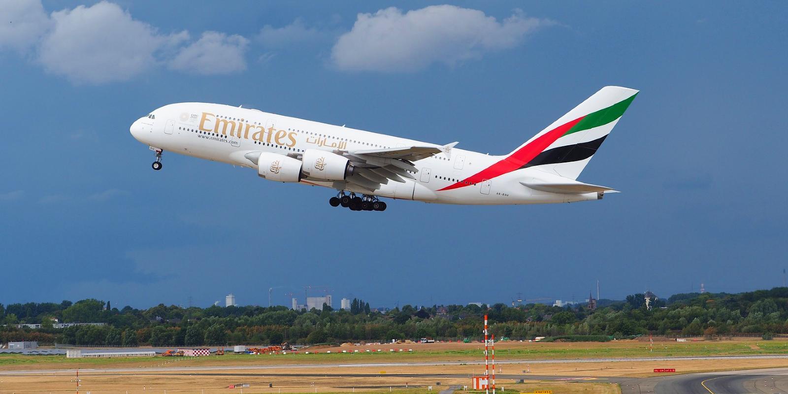 Bagaglio a Mano Emirates