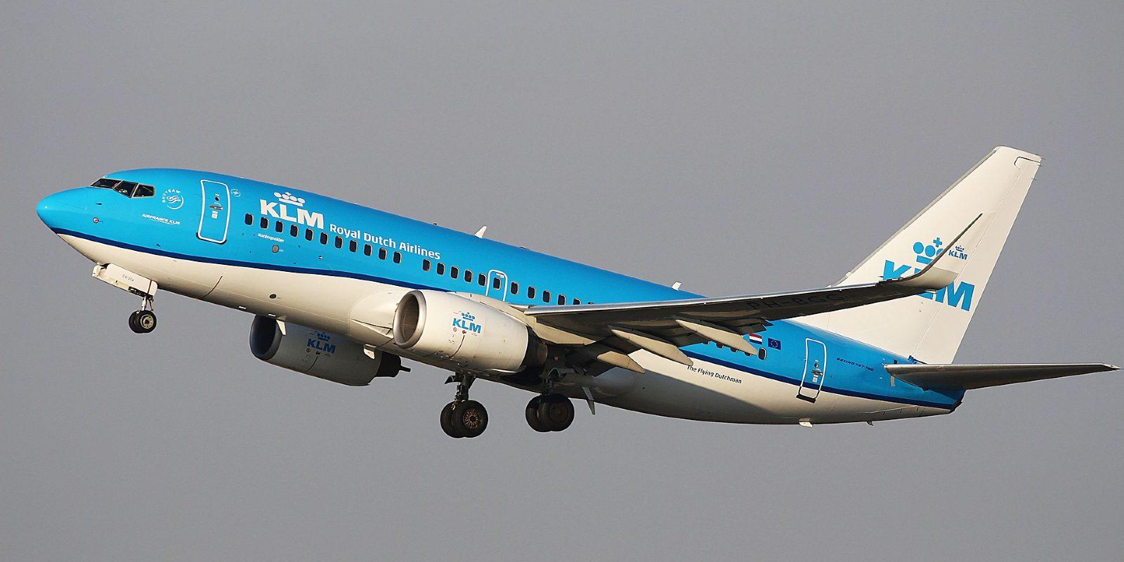 Bagaglio a mano KLM