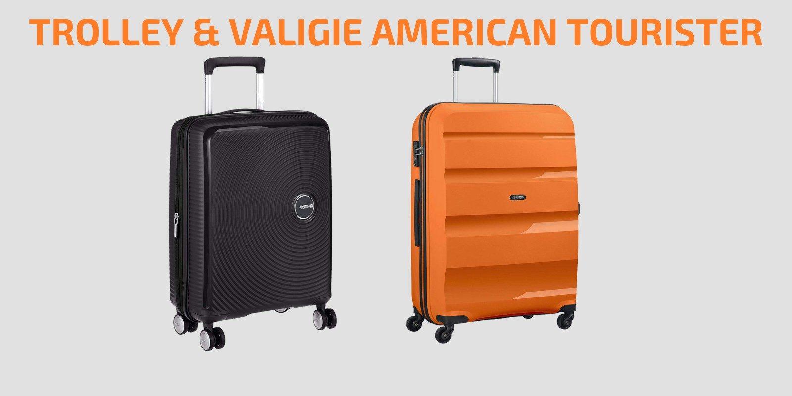 Migliori Valigie Trolley American Tourister