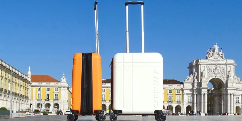 valigie cabin max bagaglio